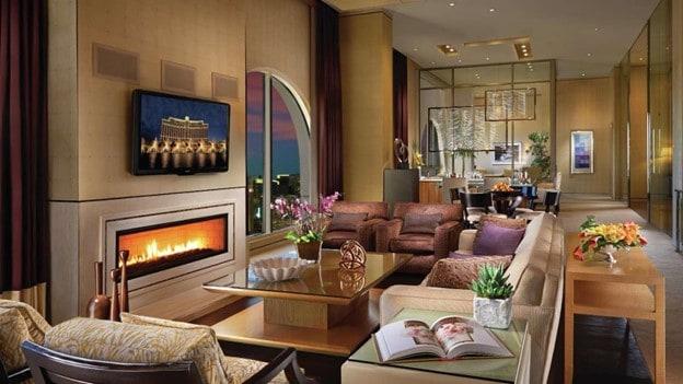 Chairman's Suite, The Bellagio