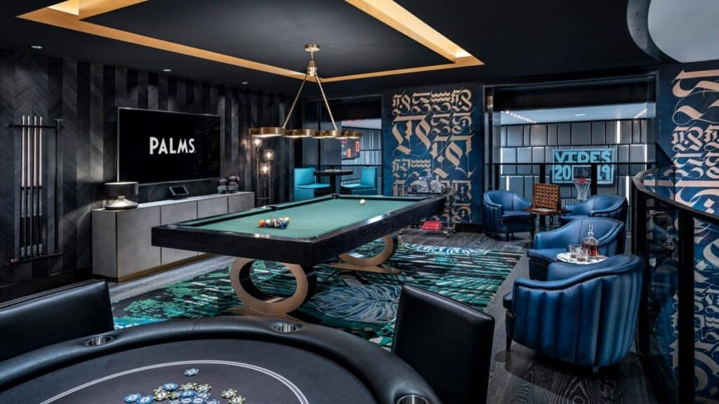 The Hardwood Suite, Palms Casino Resort