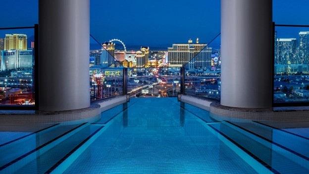 Two-Story Sky Villa, Palms Casino Resort