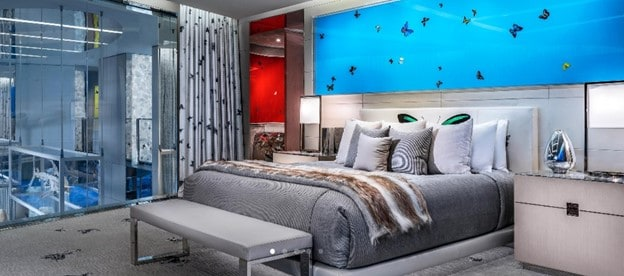 The Empathy Suite, Palms Casino Resort