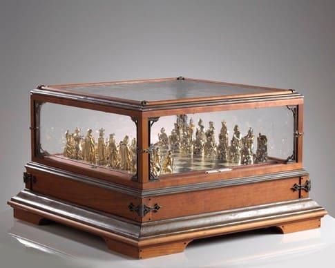 J. Grahl Chess Set