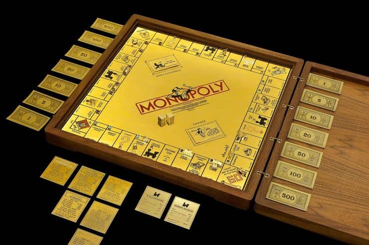 Sidney Mobell Monopoly