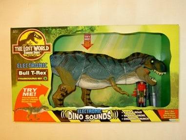 The Lost World Bull T-Rex