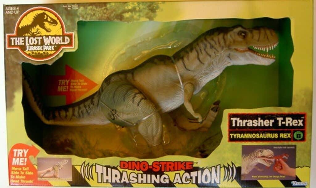 The Lost World Thrasher T-Rex
