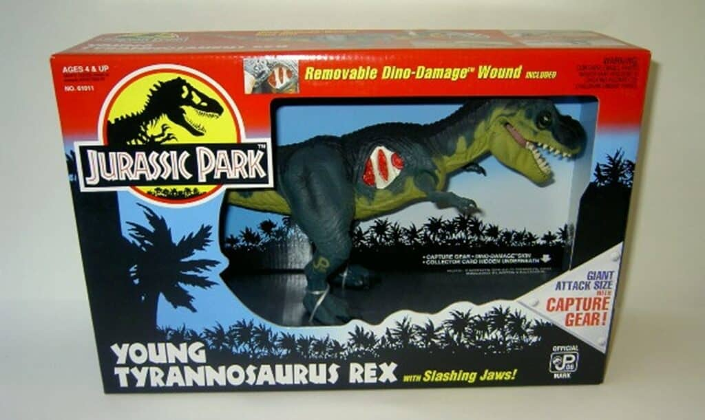Young Tyrannosaurus Rex, Series 2