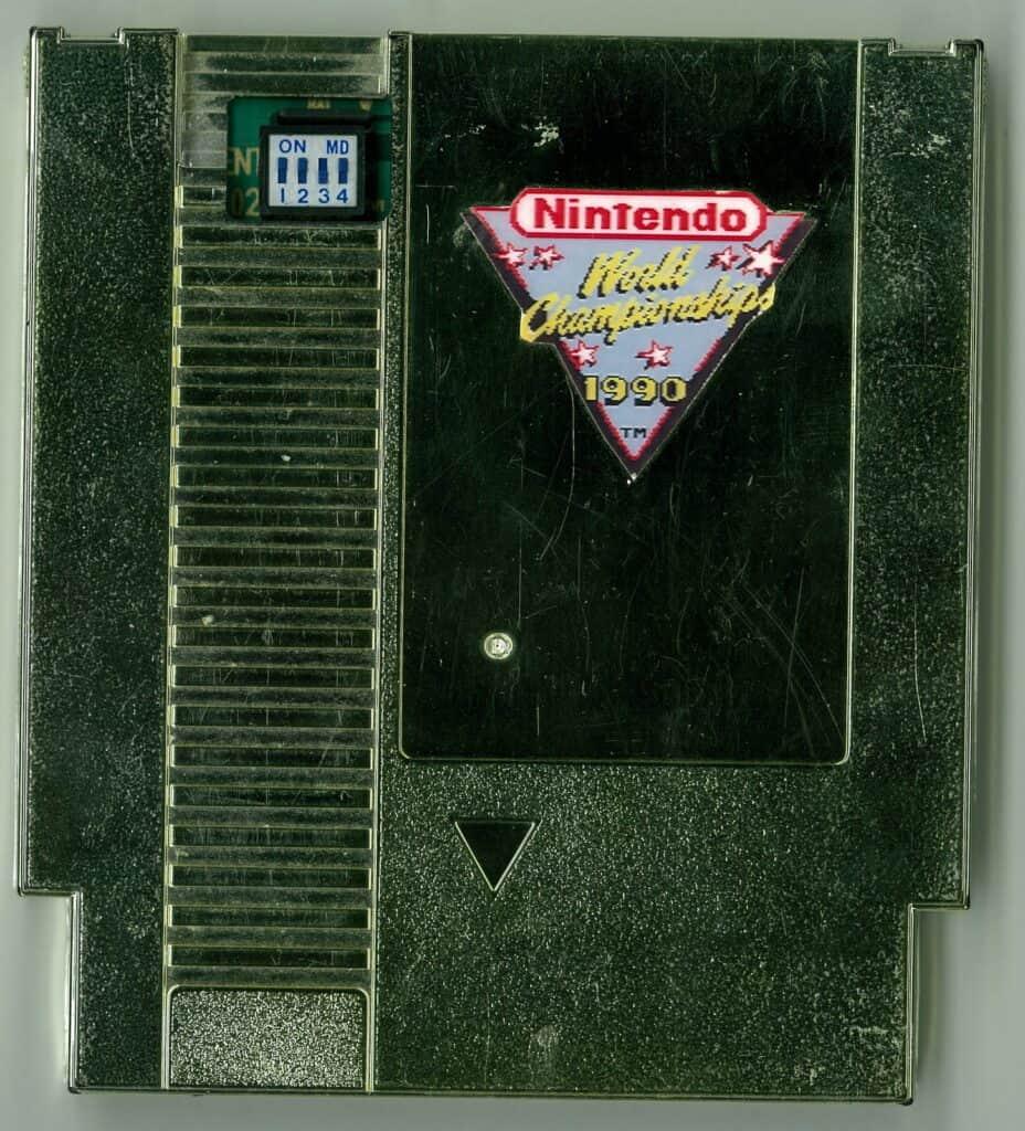 1990 Nintendo World Championships Gold Edition