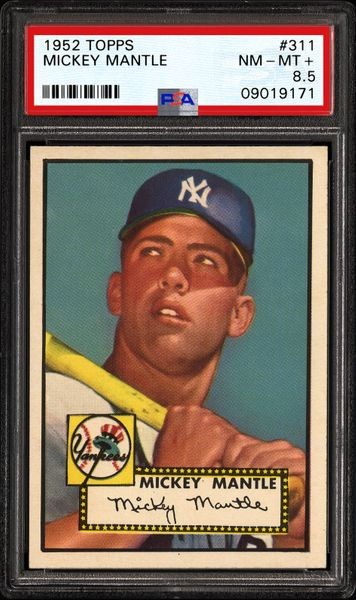 #311 Mickey Mantle