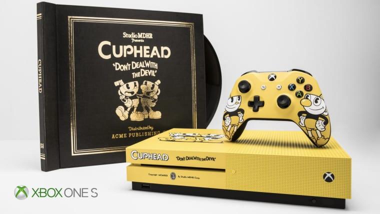 Cuphead Xbox One S