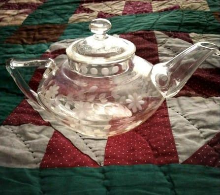 Daisey Teapot