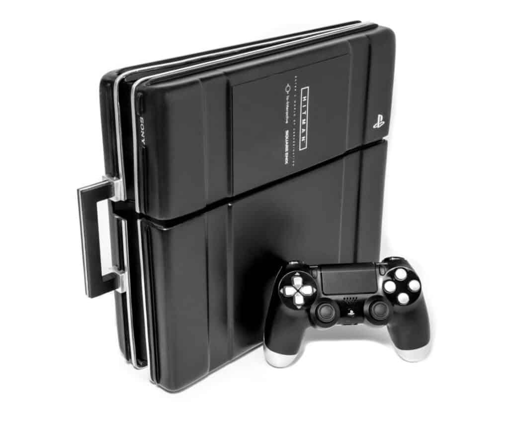 Hitman Briefcase PS4
