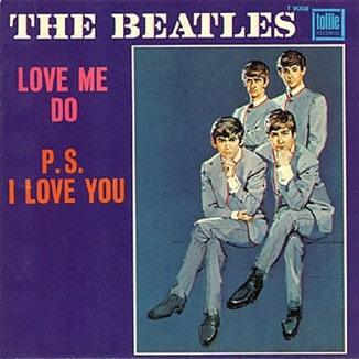 Love Me Do/P.S. I Love You
