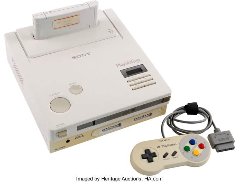 """Nintendo PlayStation"""