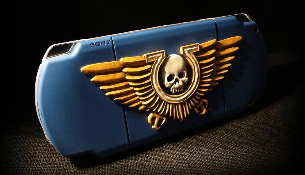 Warhammer 40K: Squad Command PSP