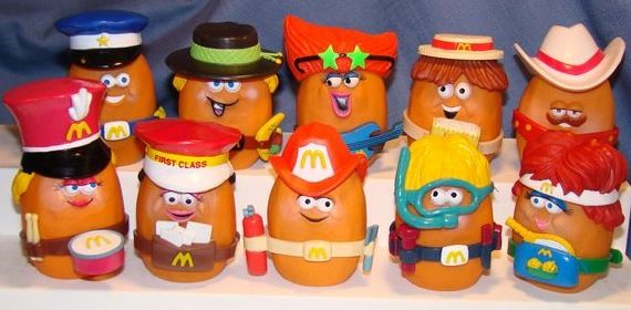 McNugget Buddies