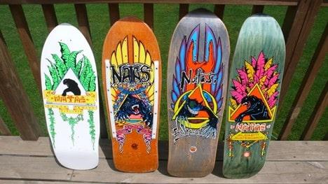 Santa Monica Airlines Skateboard