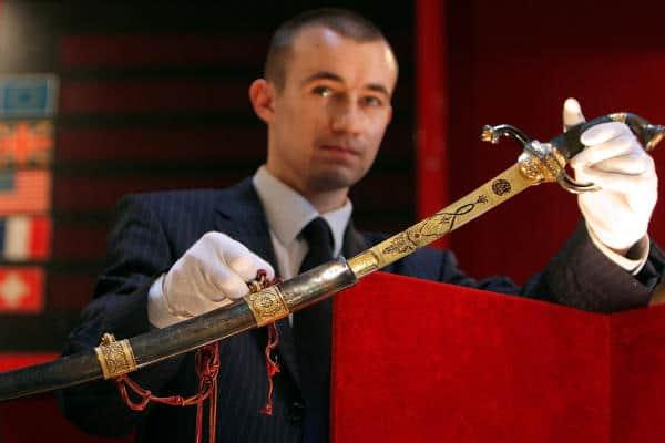Napoleon Bonaparte's Sword