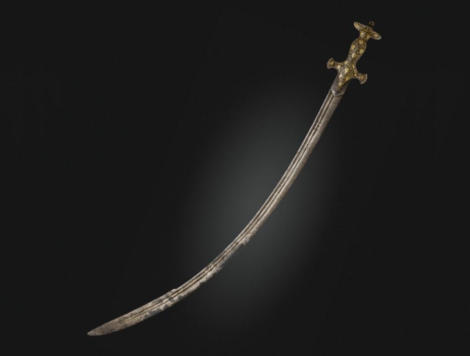 Shah Jahan's Personal Sword
