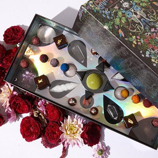 Grateful Dead: A Collection of Curated Chocolates