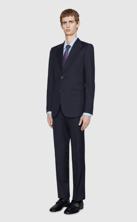 Gucci Luxury Suits