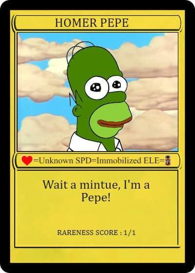 Homer Pepe