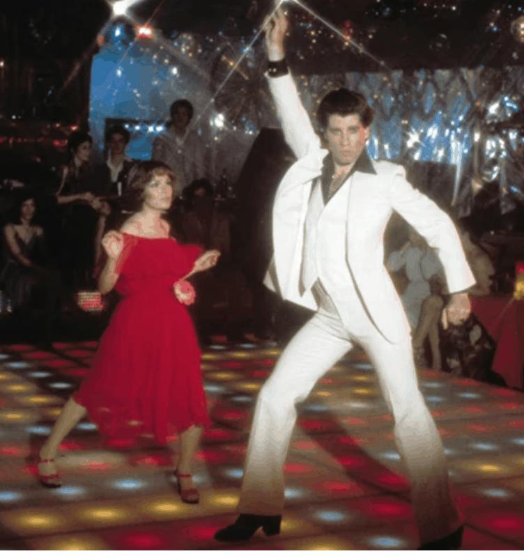 John Travolta's Suit from Saturday Night Fever