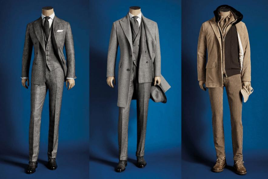 Kiton's Custom Suits