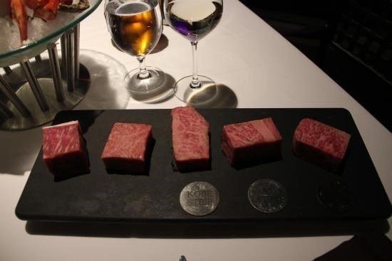 Kobe Beef, 4 oz.