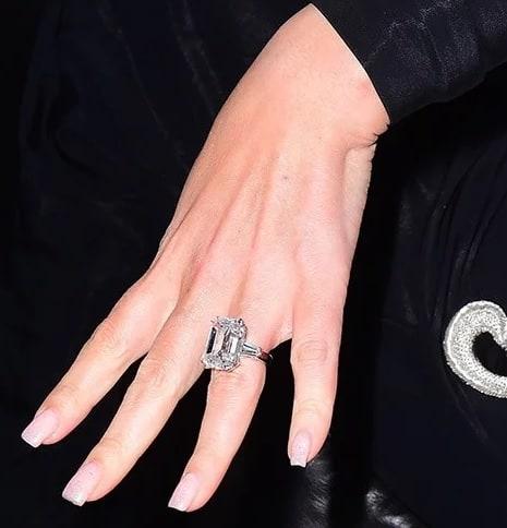 Mariah Carey's Ring from James Packer