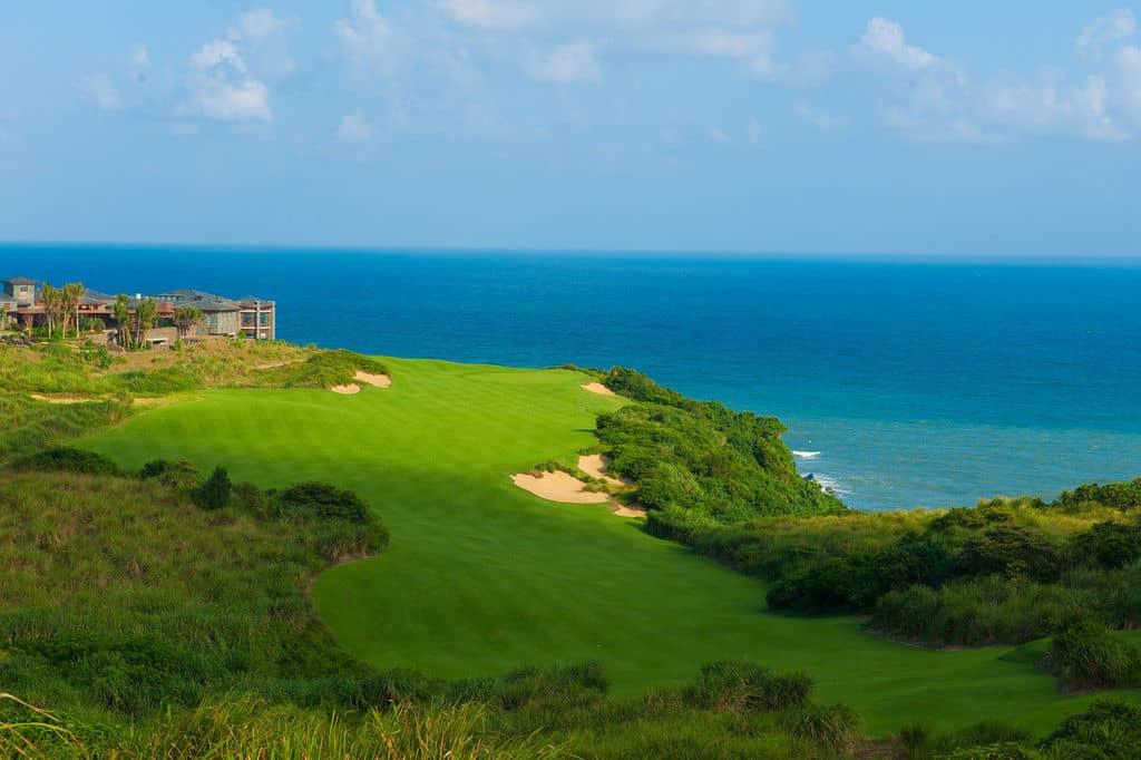 Shanqin Bay Golf Club