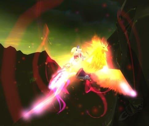 Sunstrider's Phoenix