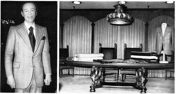 William Fioravanti Bespoke Suits