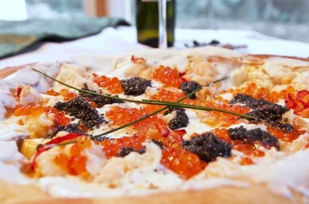 Louis XIII Pizza