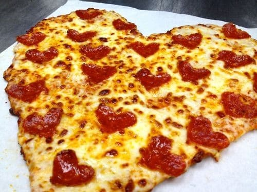 Pizza for Lovers